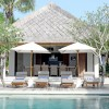 Lounging by the pool is a great way to spend your holiday in Bali