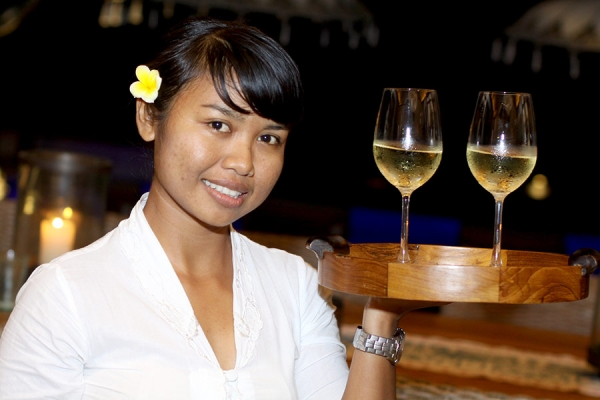 A Private Chef and Service Staff are ready to make your stay on Nusa Lembongan one to remember